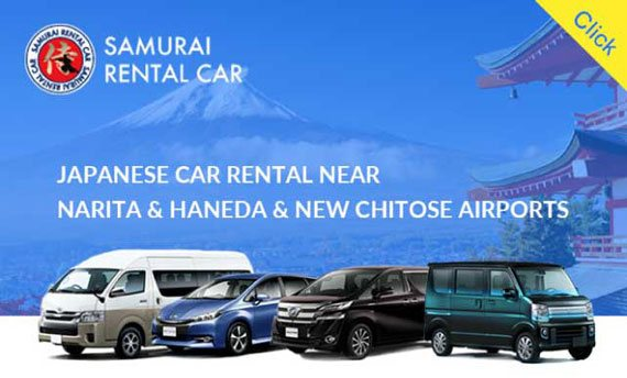 Samurai rental car